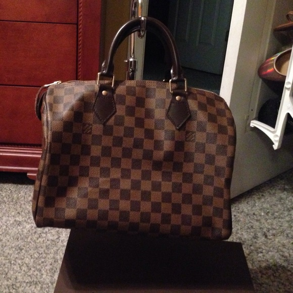 303dd91b9d5a Louis Vuitton Handbags - ❗️Flash Sale❗️Louis Vuitton Damier Ebene Speedy 30