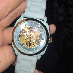 TKO Jewelry - TKO skeleton watch