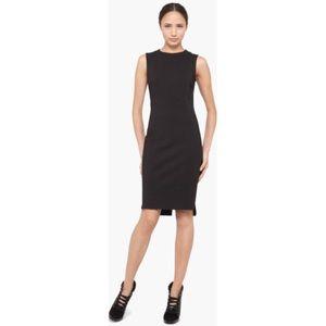 Oasis black sheath dress