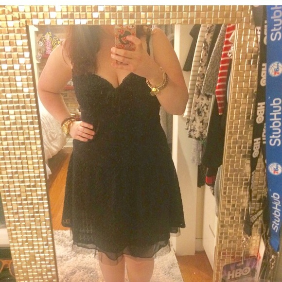Free People Dresses - little black dress 😘