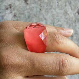 fb1b009374d8 Swarovski Jewelry - Swarovski Nirvana pink ring