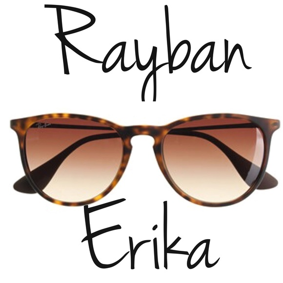 1bc8310efdf Ray-Ban Accessories - Rayban Erika sunglasses 100% Authentic