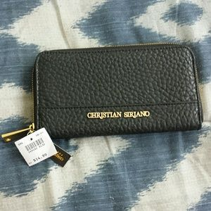 Christian Siriano Clutches & Wallets - Christian Siriano Wallet