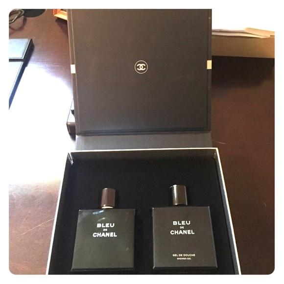 b0672de4380 Chanel Bleu Men Gift Set