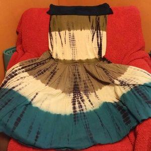 46% off lapis girl Dresses &amp- Skirts - Lapis girl convertible skirt ...