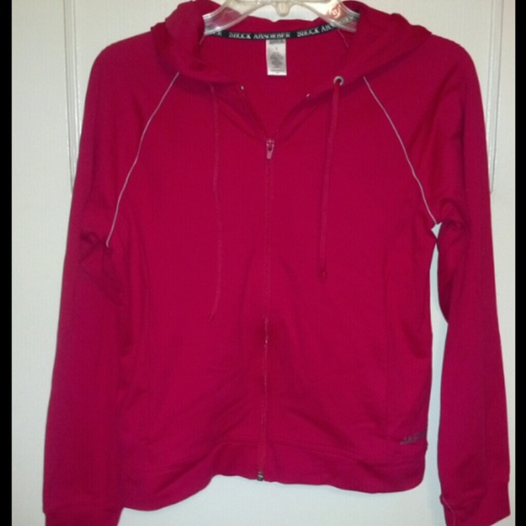 c2c13b112f6b4 New Victoria's Secret Shock Absorber Hoodie Jacket