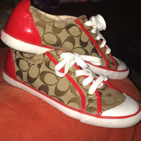 Coach Shoes   Coach Barrett Sneakers