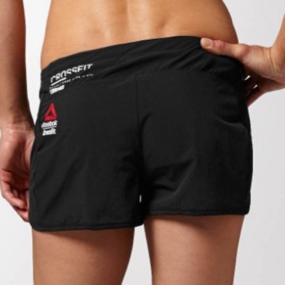 Reebok Crossfit Pantalones Cortos Para Mujer KY9k6TWNtF