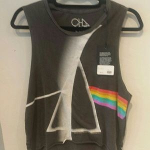 Chaser pink floyd muscle top
