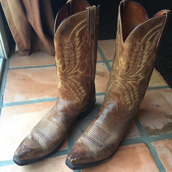 0d997fa8d55 Men's 1883 Lucchese Cowboy boots
