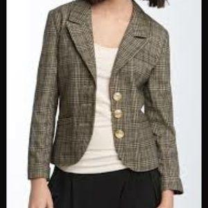Eight Sixty Jackets & Blazers - 💥SALE💥plaid neutral color blazer