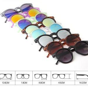 Mirror Fashion Sunglasses