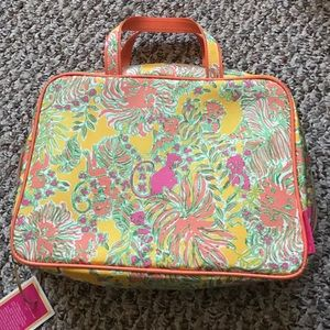 Lilly Pulitzer for Target  Weekender Makeup Bag