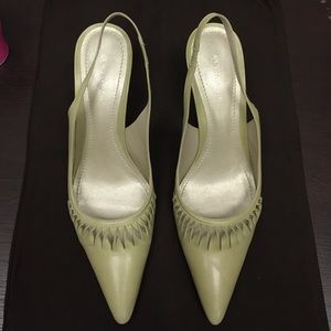 Ann Taylor pointy shoes