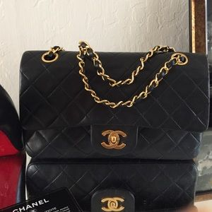 Chanel Classic 2.55 double-flap small