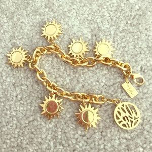 Gorgeous Lilly Pulitzer gold bracelet
