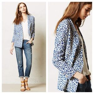 Anthropologie Jackets & Blazers - HOST PICK! Anthro Limpopo blazer