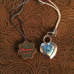 Alan K Jewelry - Murano Glass silver 925 Cell strap by Alan K NWT