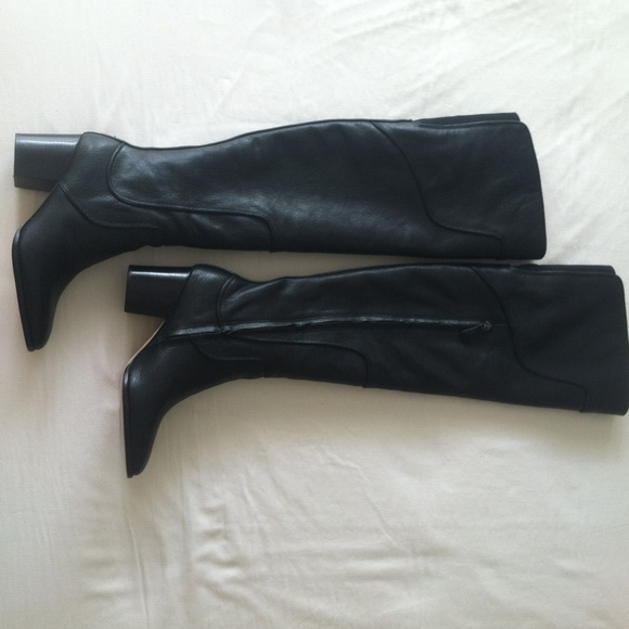 2a77b0d7c44 Rebecca Minkoff Blessing thigh- high leather