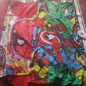 Marvel Tanks  Bundle