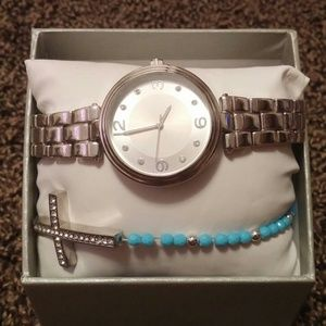 Jewelry - Watch & bracelet