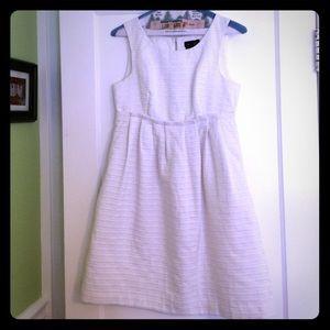 Max & Cleo white dress