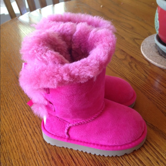27f86ced24f Toddler Bailey Bow Ugg Boots 6