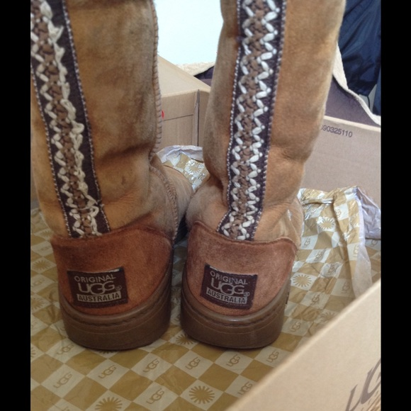 44fd1c99761 Hard sole UGG BOOTS