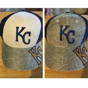 Embellished royals cap