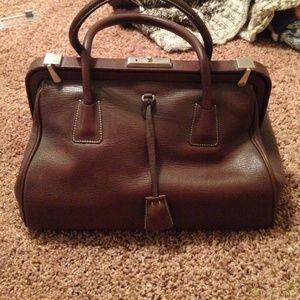 70% Off Prada Handbags   Prada Doctors Bag From Tatiana\u0026#39;
