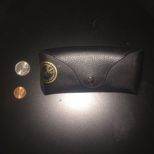 Authentic Ray Ban's sunglasses case 