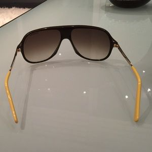 576fa2ee8a81 Carrera Sunglasses Accessories - Carrera Safari Sunglasses Brown/Yellow G16- DB