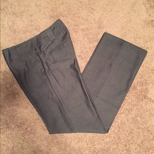 Tall Gray size 8 Pants 00017