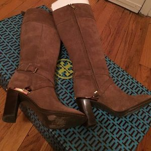 Tory Burch high boots