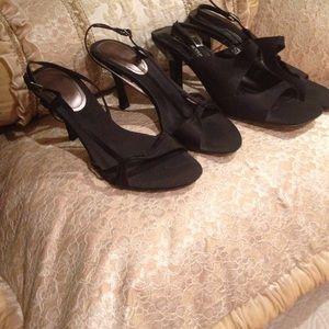 Nine West Sandal 2nd pair free