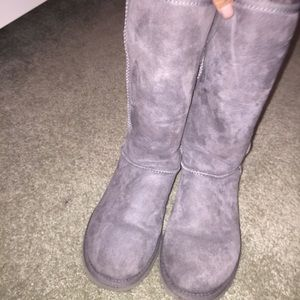 Grey Authentic Ugg Boots!