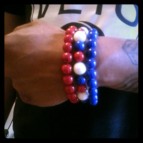 Other - Men's stretch bracelet