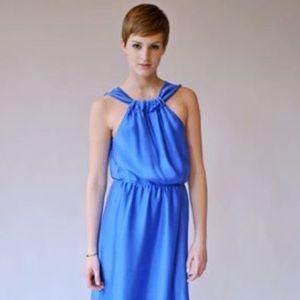 Behnaz Sarafpour Dresses & Skirts - NWT Behnaz Sarafpour Blue Dress