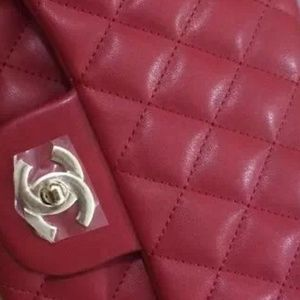 Quilted flap bags