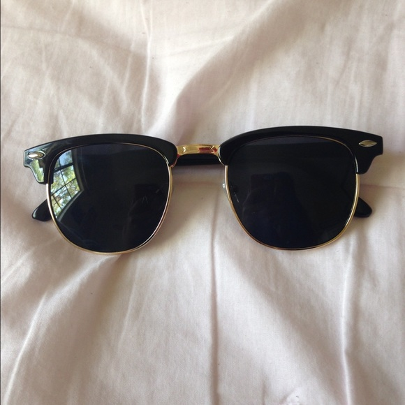 5c8e96f256c Ray-Ban Accessories - rayban clubmaster dupes - not really rayban