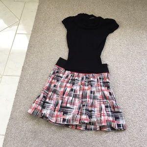 Kensie Dresses & Skirts - Kensie patterned skirt