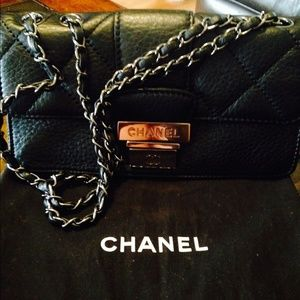 AUTHENTIC  Chanel Flap Bag