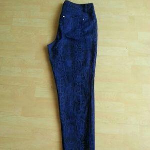Lane Bryant Pants - Reptile print pants