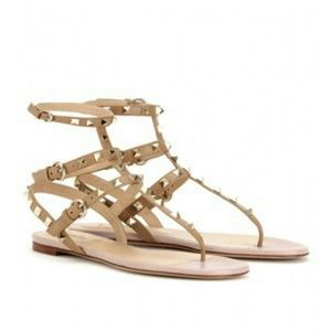 Valentino Shoes - Valentino rock stud sandals