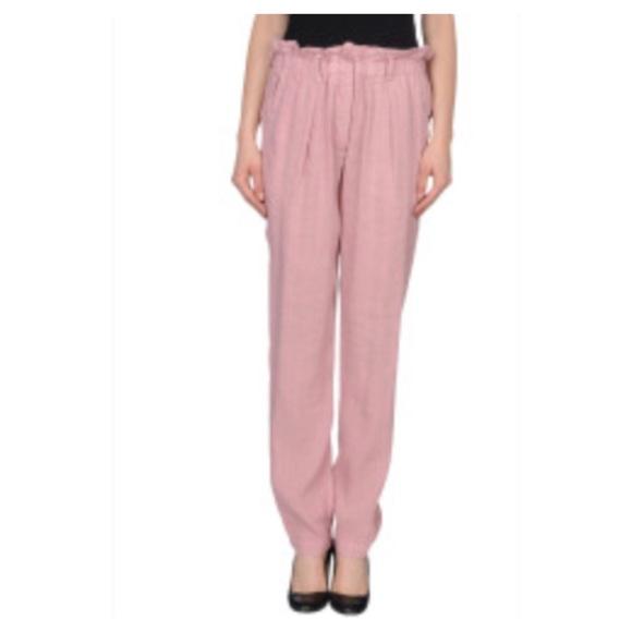 93% off Etoile Isabel Marant Pants - Etoile Isabel Marant Pink ...