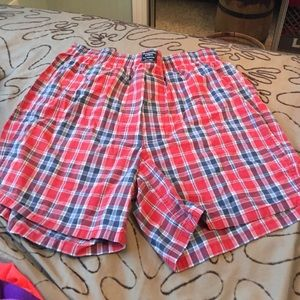 Abercrombie boxers were only worn as sleep shorts for sale