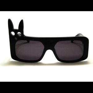 Karen walker rabbit bunny sunglasses *rare* !
