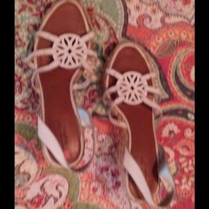 American Eagle 🦅 Outfitters wedges size 10