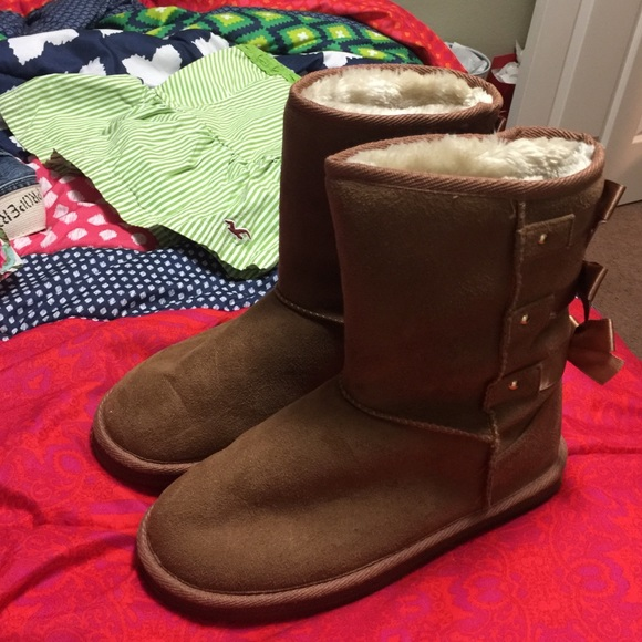 JustFab Shoes | Winter Boots Like Uggs