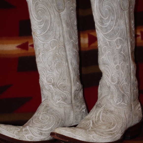 26% off Shoes Old Gringo Wedding Boots Womens | Poshmark